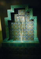 Motawi Fountain at AANM